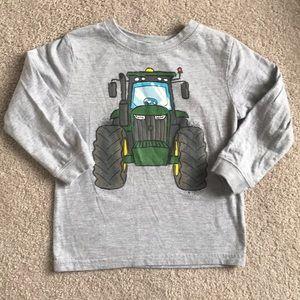 John Deere Shirt (size 3T)